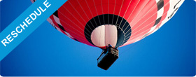 Re-Book your basket place with Irish Balloon Flights